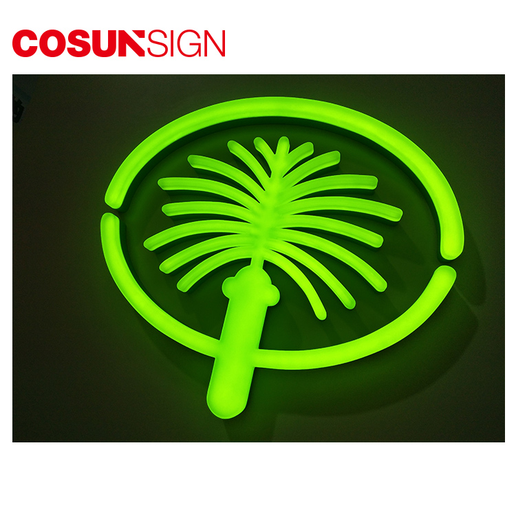 COSUN Top neon house number signs manufacturers for decoration-11