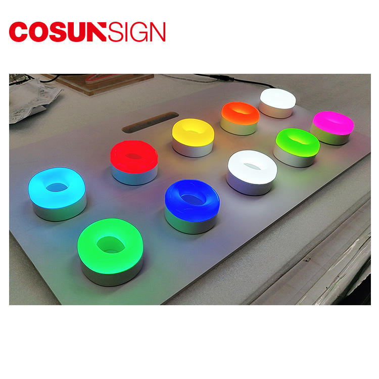 Neon Sign Led Cosun Custom Design Cnc Engrave Illumimate