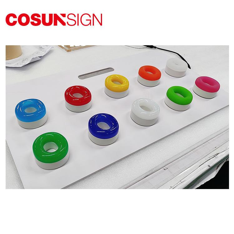 Neon Sign Led Cosun Custom Design Cnc Engrave Illumimate