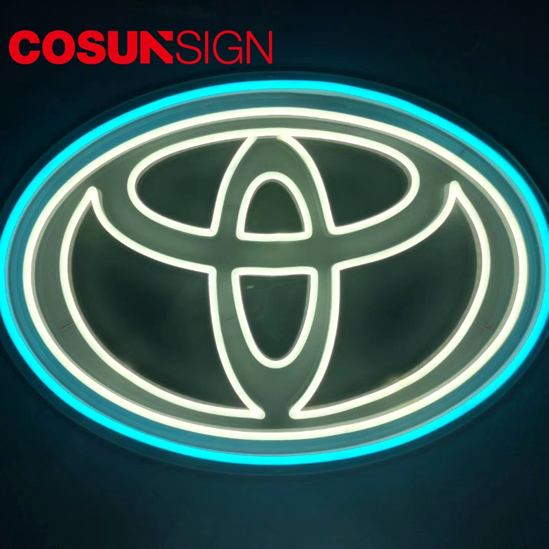 COSUN eye-catching led neon letters Supply for warning-8
