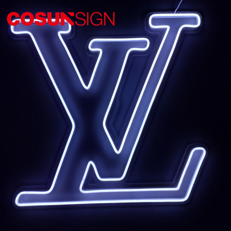 COSUN eye-catching led neon letters Supply for warning-11