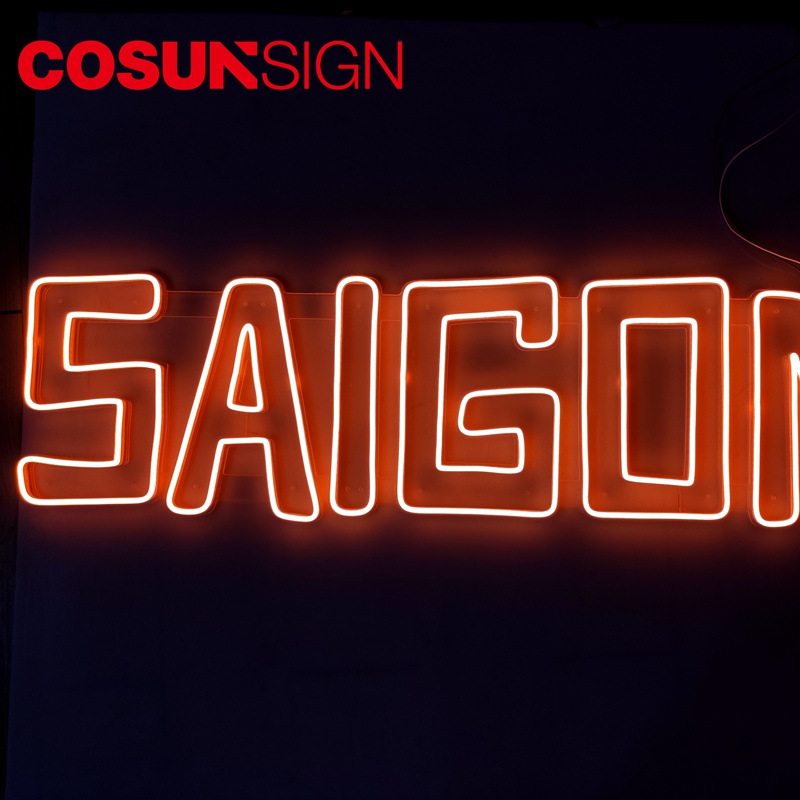 COSUN Custom neon light art company for promoting-11