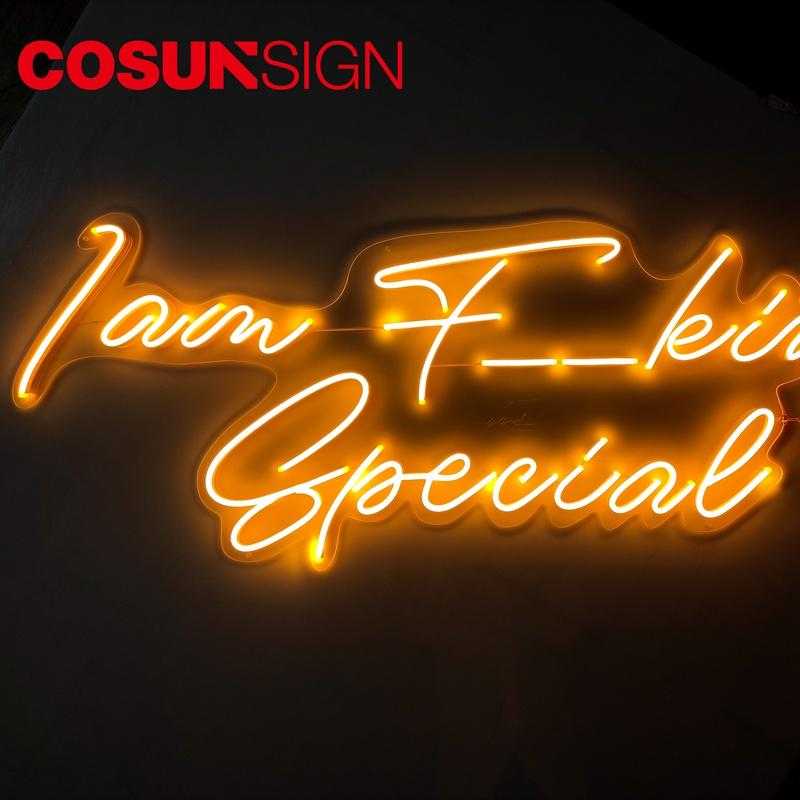 COSUN eye-catching neon light designer for business