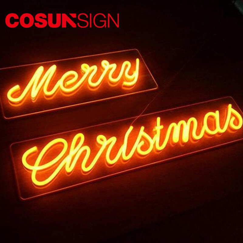 COSUN Custom neon light art company for promoting-8