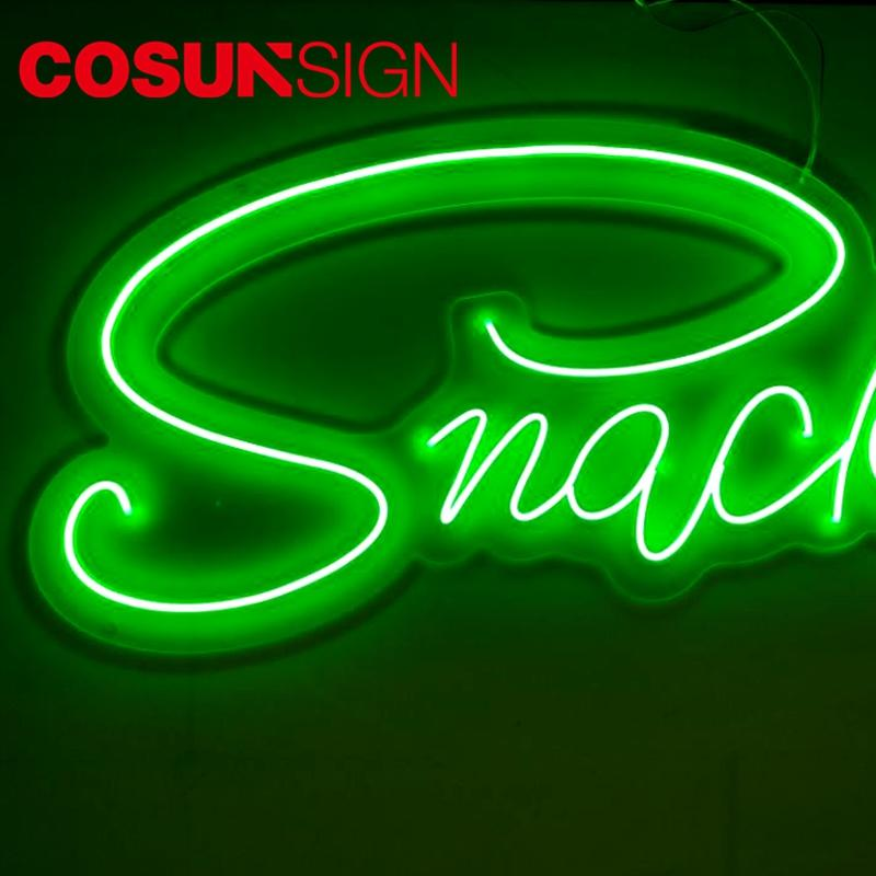 Flexible Guinness Beer Neon Sign Cosun Personalized Custom