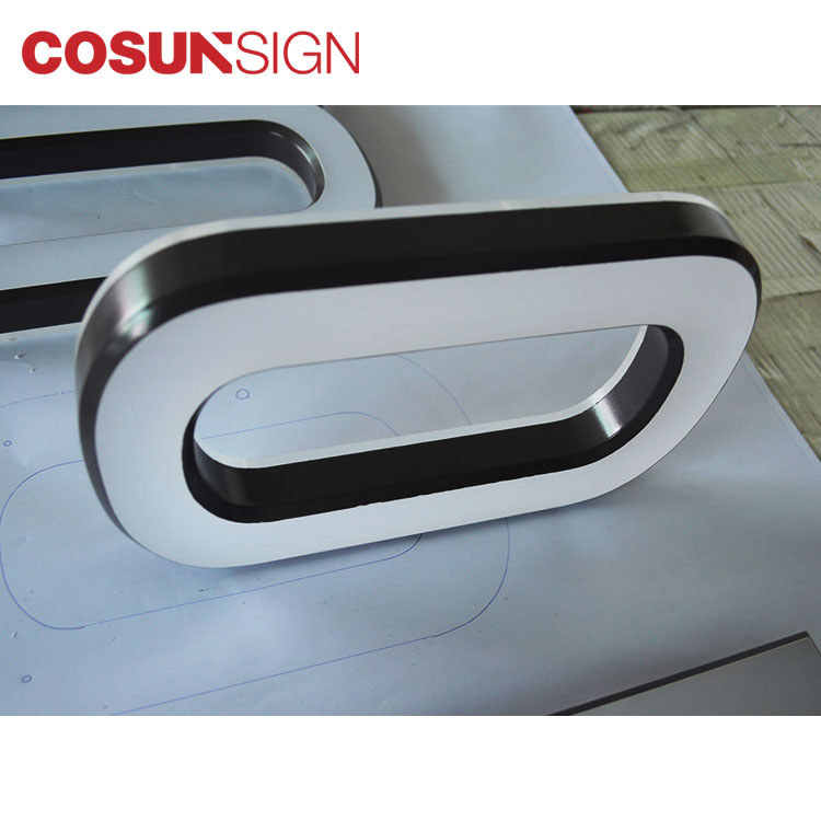 COSUN led base aluminum sign holder manufacturers for pub club-8