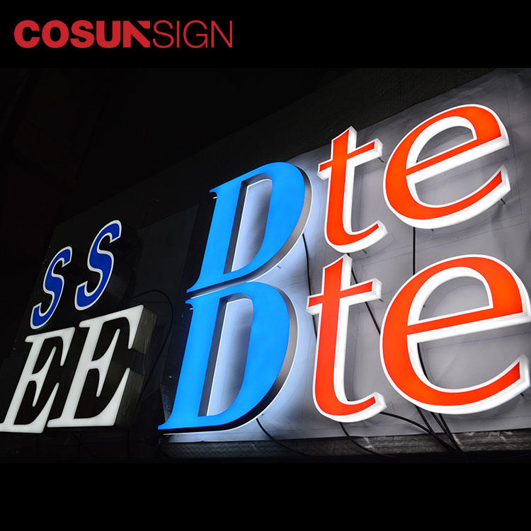 COSUN Best acrylic wedding signs manufacturers for restaurant