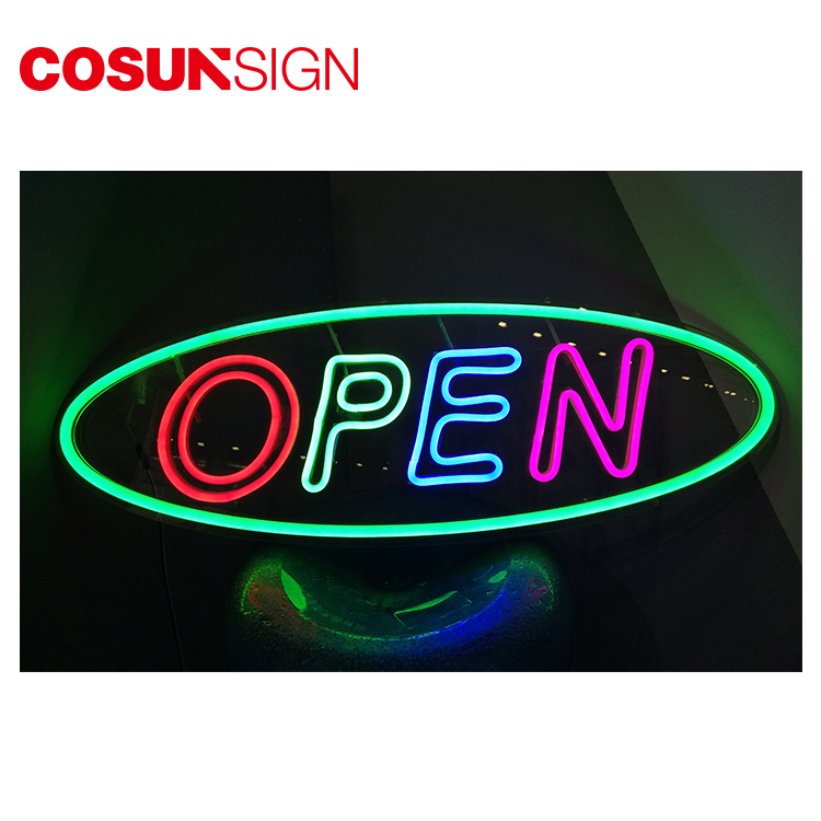 Best closed neon sign popular company for promoting-1