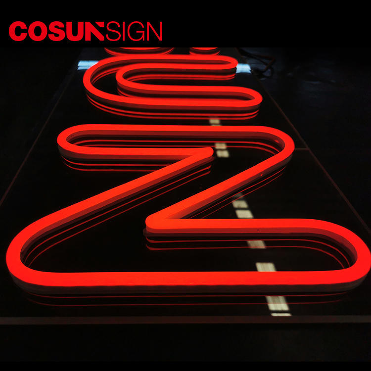 COSUN Top sign board factory for decoration