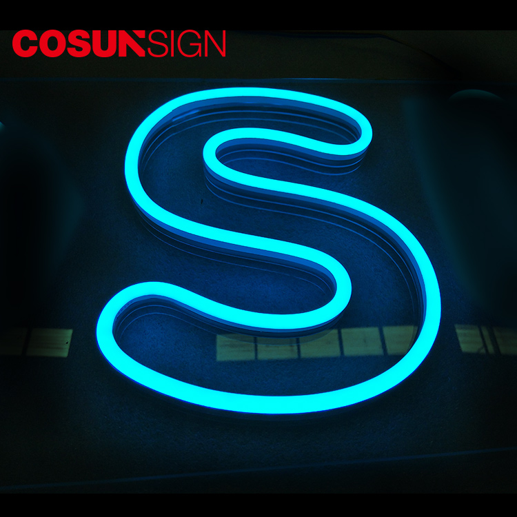 COSUN on-sale neon word lights for sale factory for warning-11