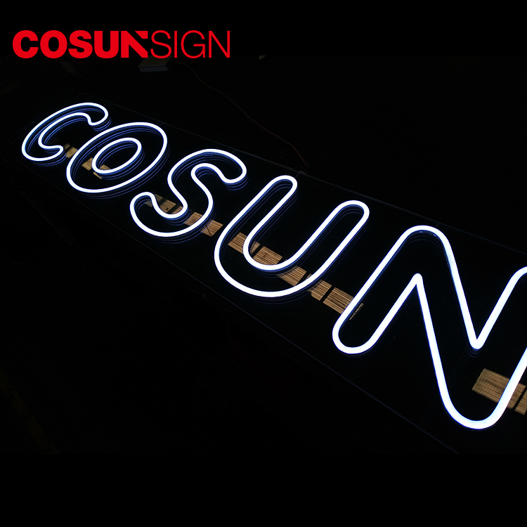 COSUN eye-catching pink neon light factory for promoting-11