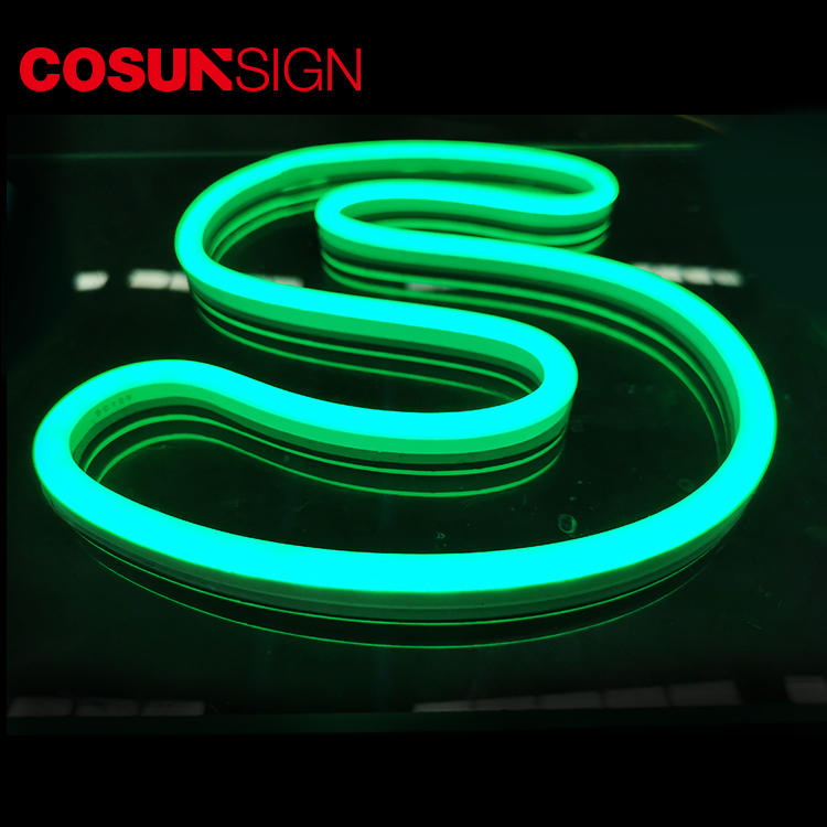 Changeable Neon Sign Cosun Sign 100% Achieve Customized Shape