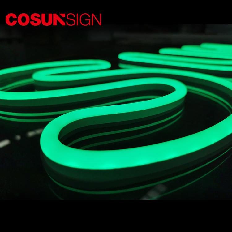 Neon Flex Sign Cosun Latest 100% Full Inspection Customized Shape