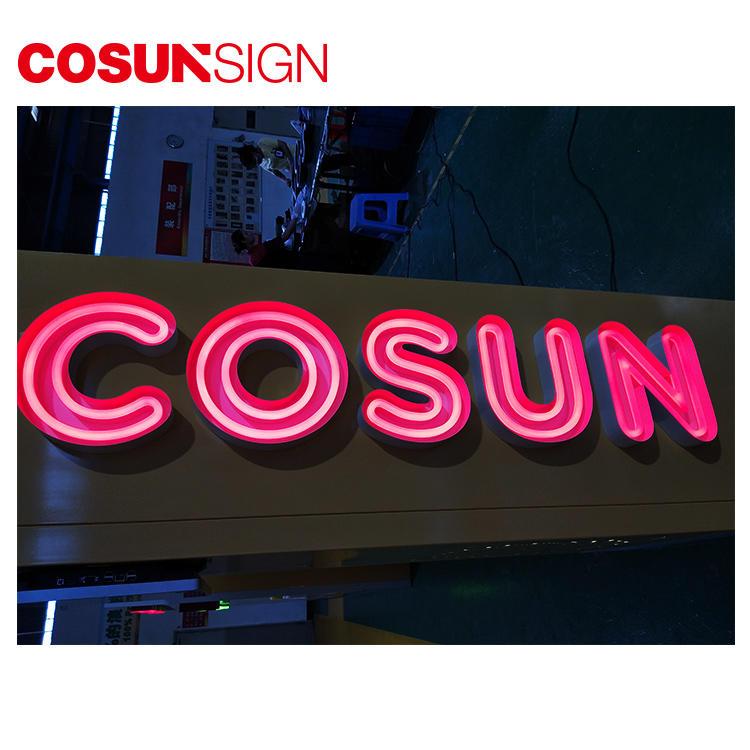 Christmas Neon Signs Cosunsign Waterpoof Energy Saving Custom