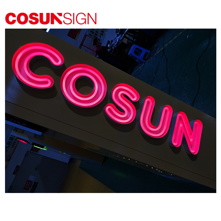 COSUN Latest neon word lights for business for restaurant-5