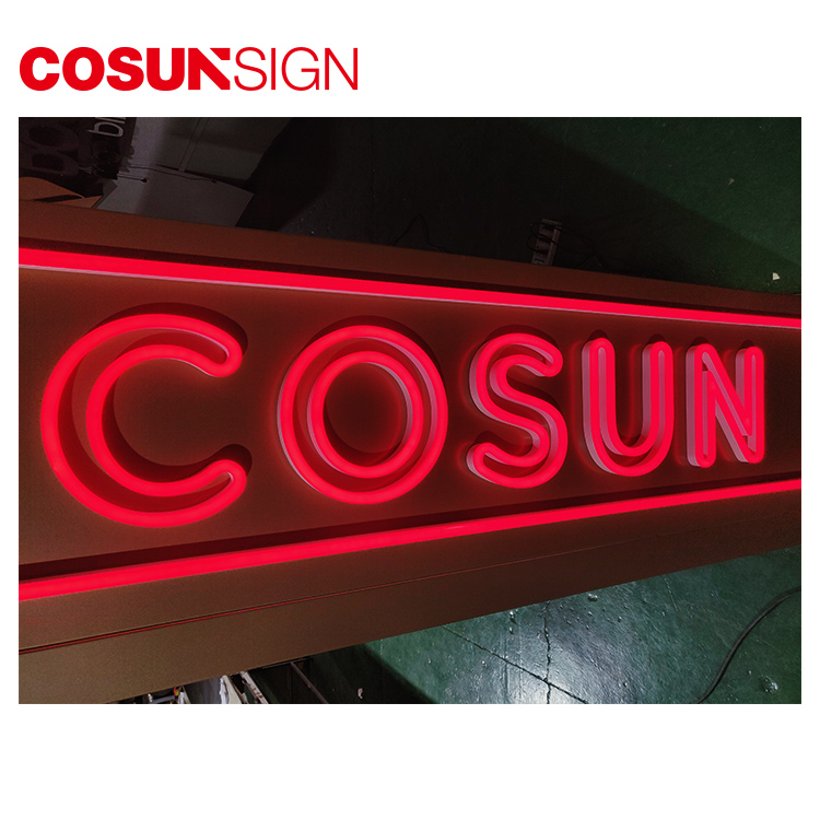 COSUN hot-sale neon sign arrow for business for promoting-1
