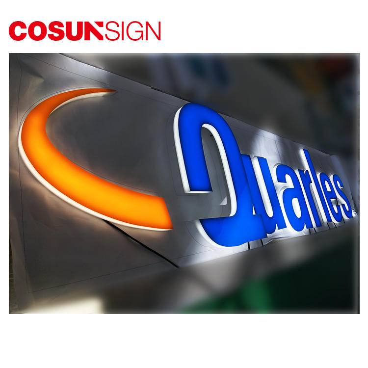 Acrylic Led Sign Letter Aaa Qualified Shenzhen Energy Saving