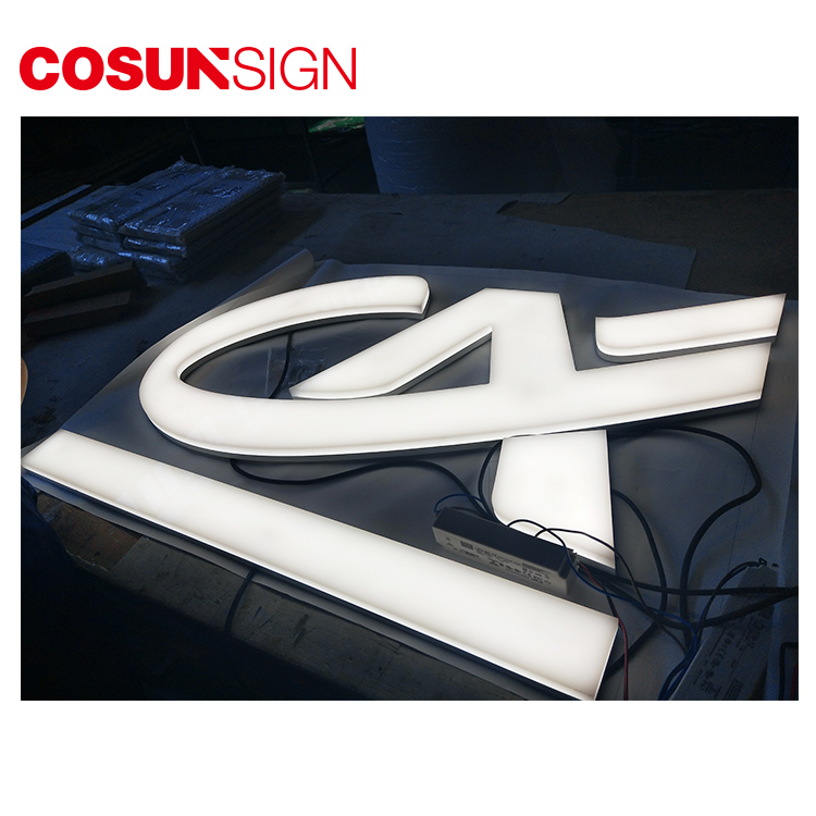 COSUN clear letter glow in the dark nails acrylic Suppliers inquire now-2