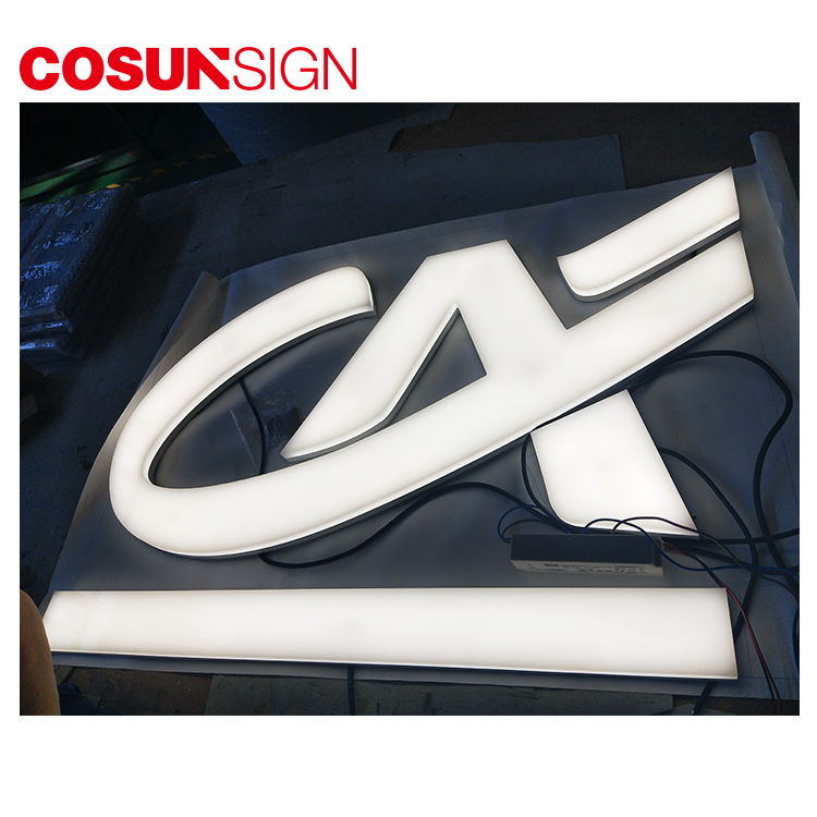 COSUN clear letter glow in the dark nails acrylic Suppliers inquire now-11