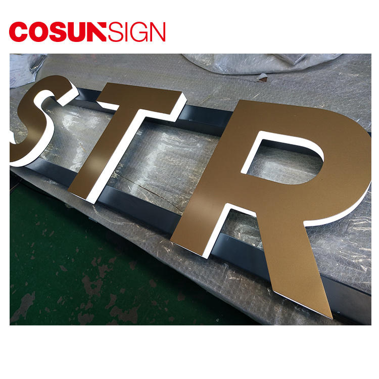 COSUN Best acrylic engraved signs for pub club