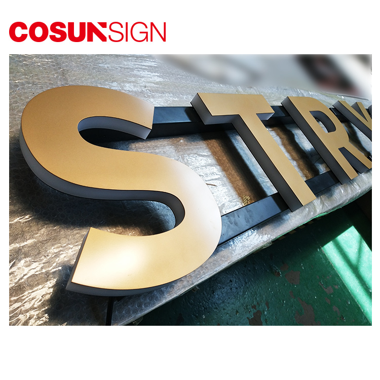 COSUN Best acrylic engraved signs for pub club-8
