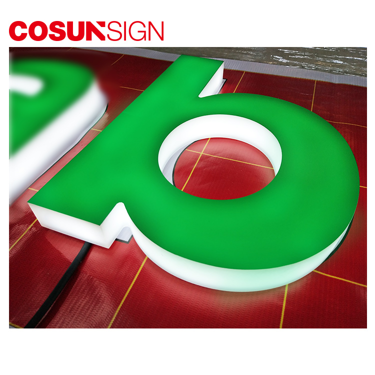 COSUN New commercial sign holders easy installation for shop-8