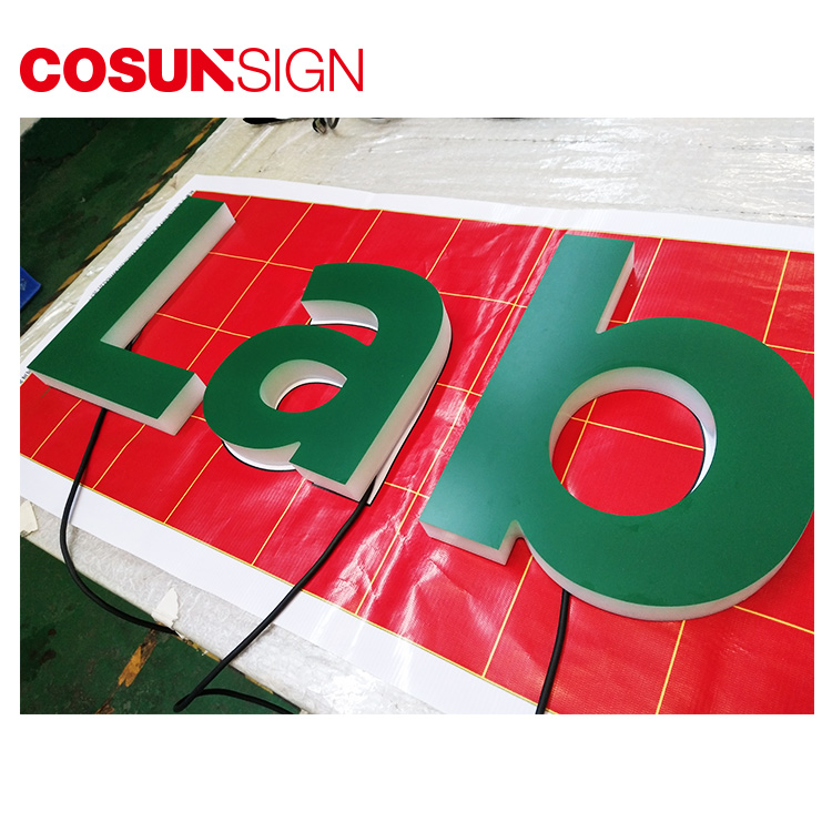 COSUN New commercial sign holders easy installation for shop-11