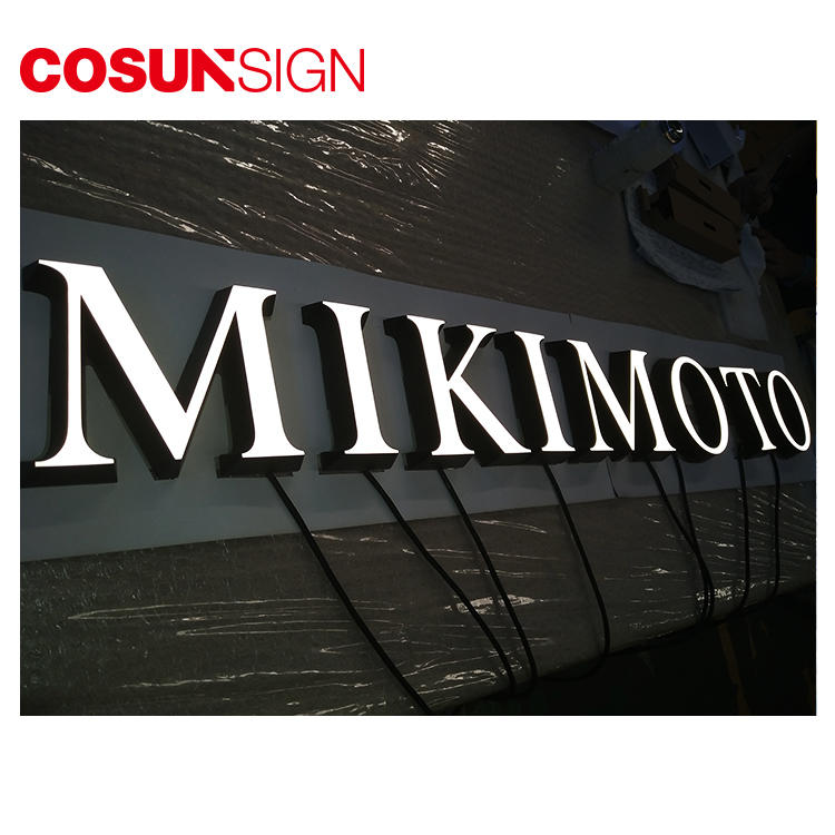 Signage Acrylic Cosun Merry Christmas Free Design Wholesale