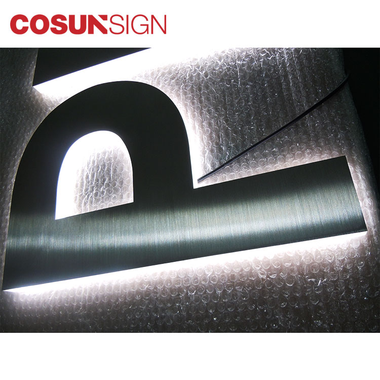 COSUN led base sign easels holders Supply for shop-8