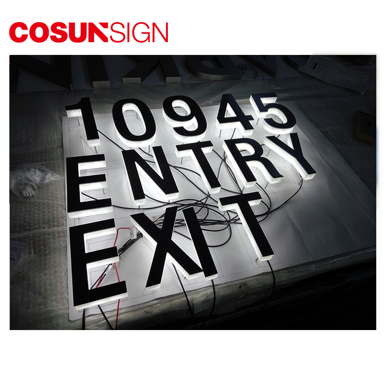COSUN led base sale sign holders at discount for restaurant-5