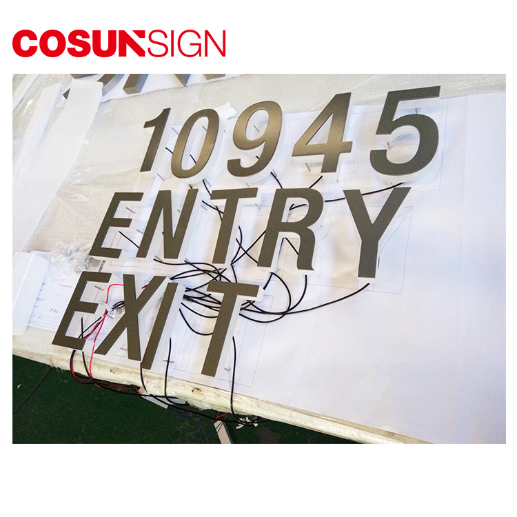 COSUN Custom perspex notice holders for shop-8