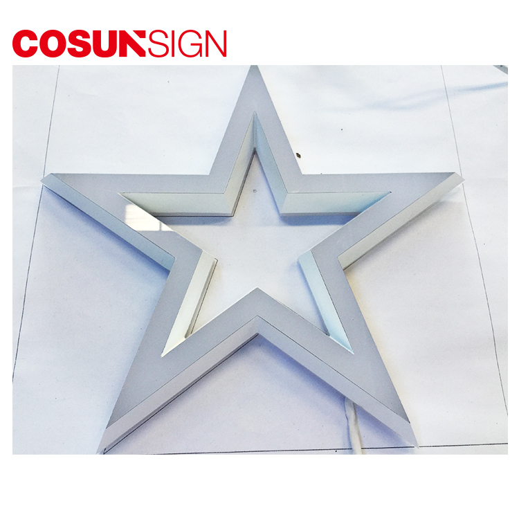 COSUN clear letter sign toppers on-sale for pub club-8