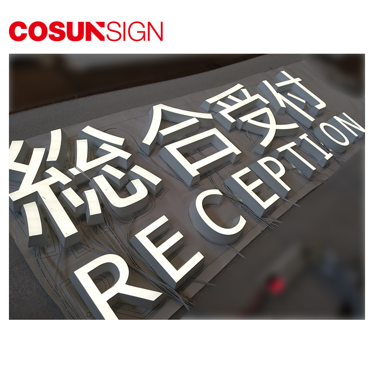 COSUN Latest 8.5 x 14 acrylic sign holders easy installation for pub club-11