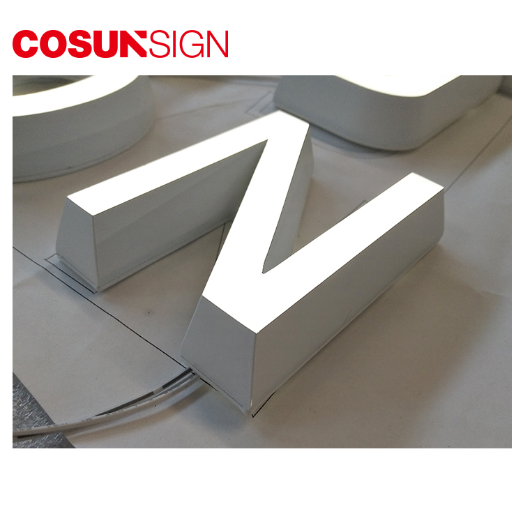 COSUN Latest 8.5 x 14 acrylic sign holders easy installation for pub club-8