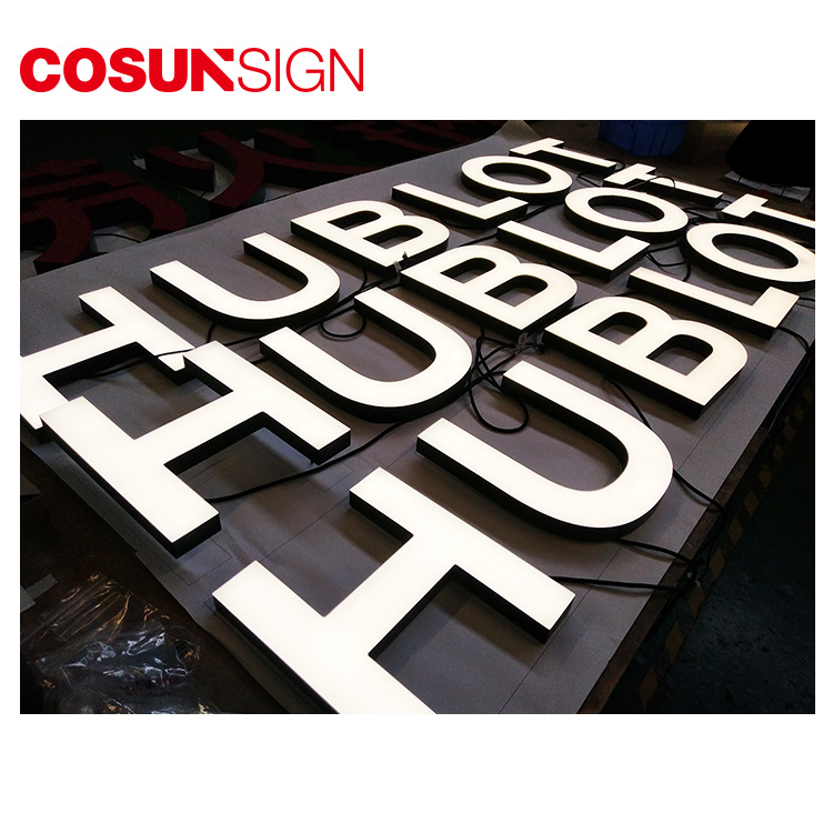 Latest adhesive sign holders clear letter Supply for restaurant-11