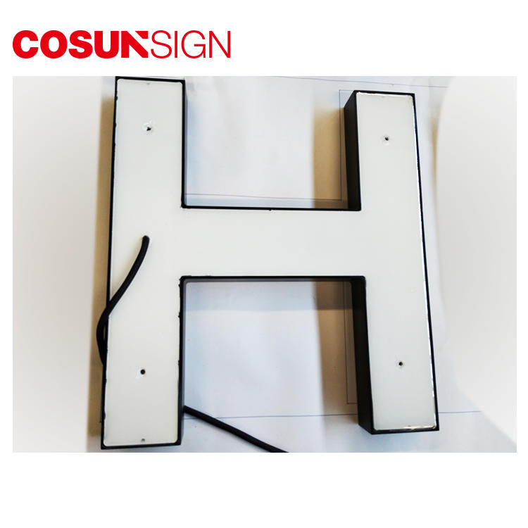 Latest adhesive sign holders clear letter Supply for restaurant
