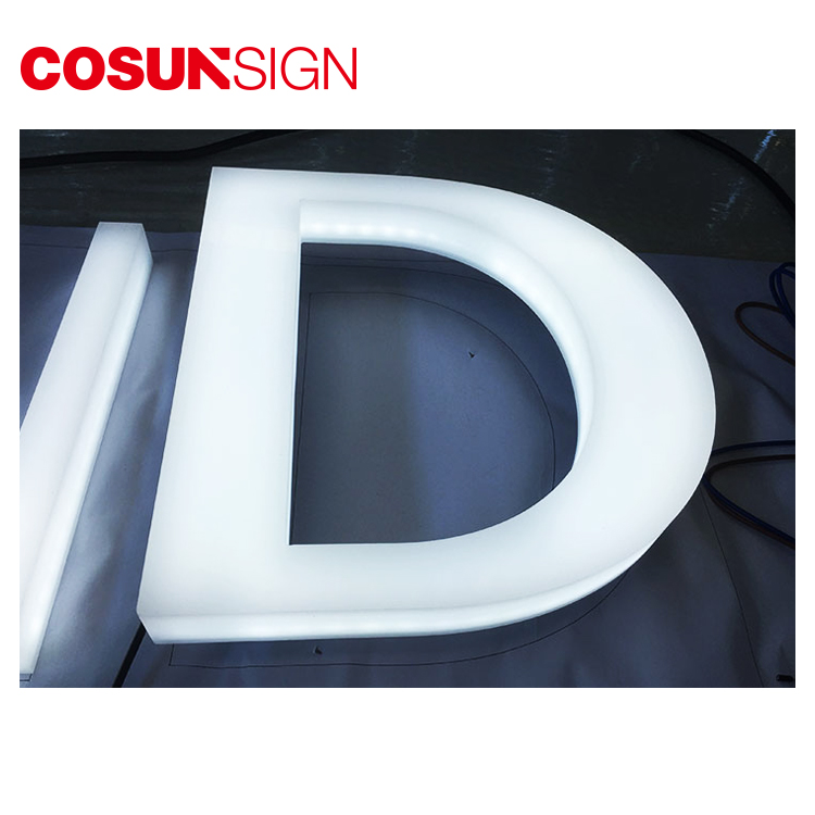 COSUN cheapest price plexiglass wedding signs for business for shop-11