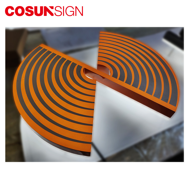 COSUN Latest reserved sign holders factory for restaurant-11
