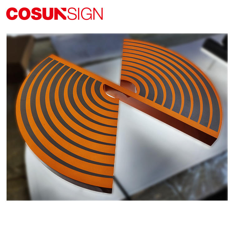 COSUN Latest reserved sign holders factory for restaurant
