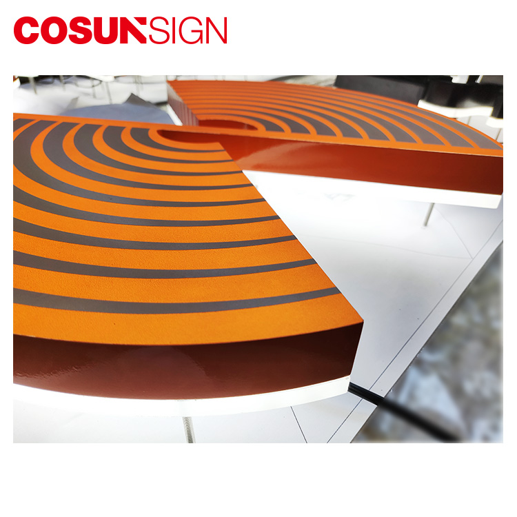 COSUN Latest reserved sign holders factory for restaurant-8