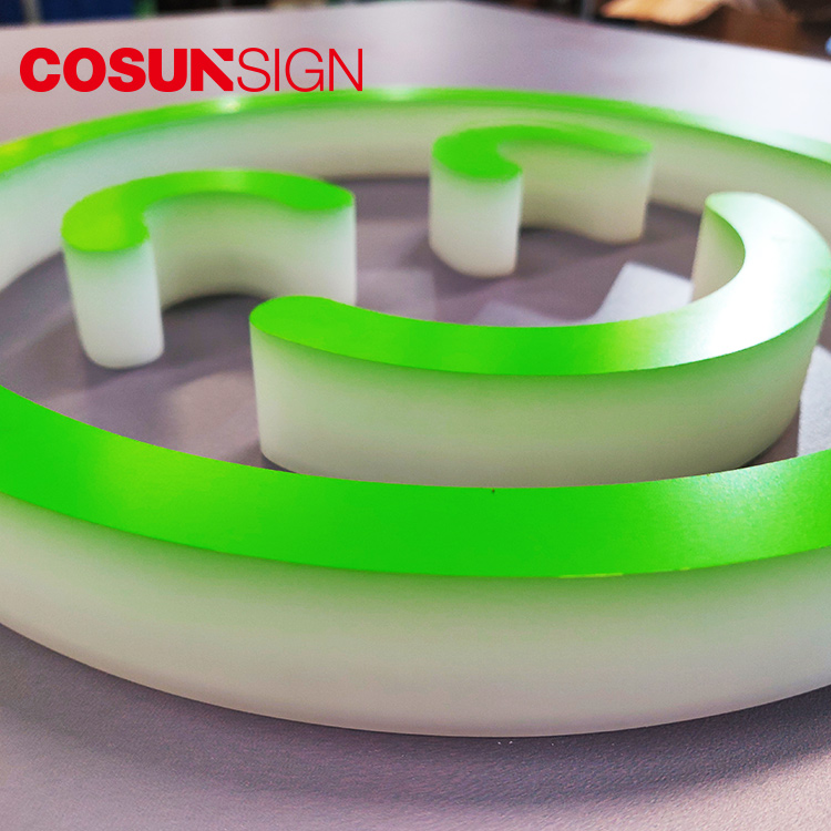 Wholesale acrylic signage malaysia led base manufacturers for restaurant-8