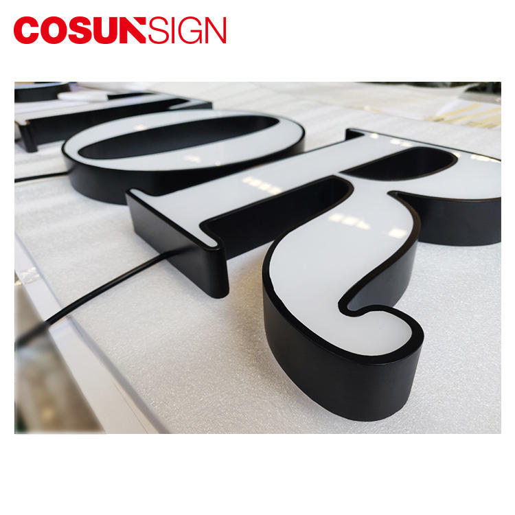 COSUN cheapest price acrylic house signs cheap free sample inquire now
