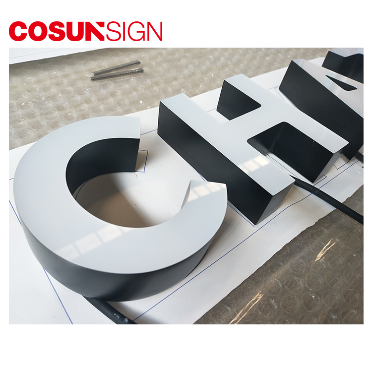 COSUN led base cheap sign standoffs factory inquire now-8