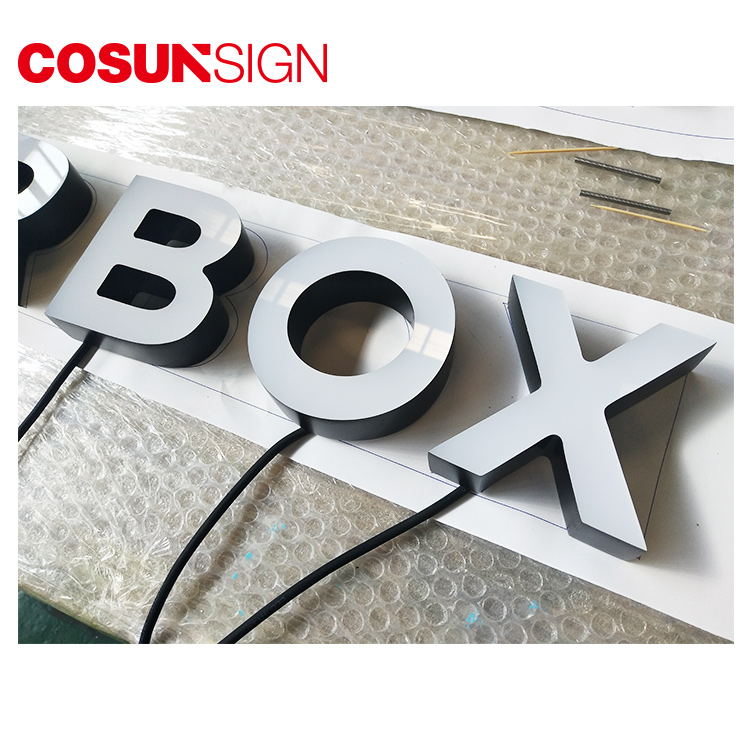 COSUN led base cheap sign standoffs factory inquire now-11