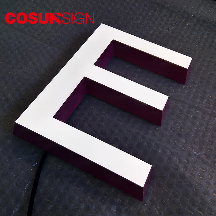 Laser Engraving Acrylic Led Sign Cosun Oem 3D Illuminated Supplier