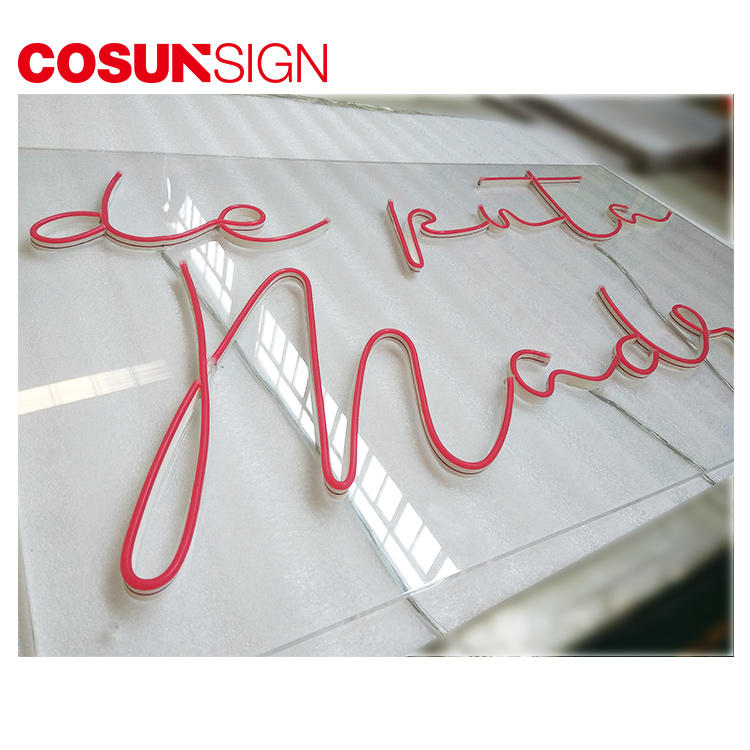 COSUN Best neon light wall art factory check now