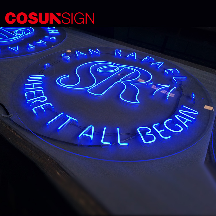 COSUN popular lips neon sign manufacturers for promoting-2