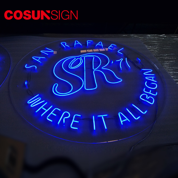 COSUN popular lips neon sign manufacturers for promoting-1