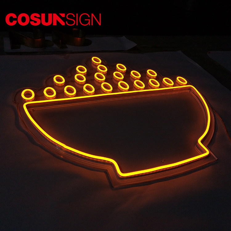 Wholesale neon sign maker popular manufacturers for warning-11