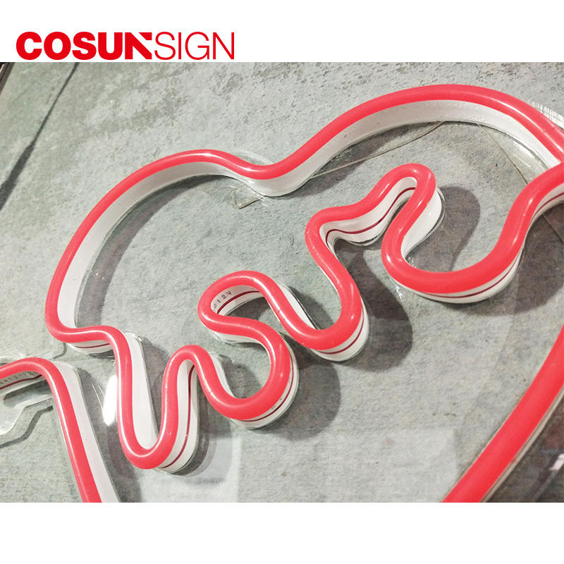 COSUN Latest thank you neon sign Supply for decoration